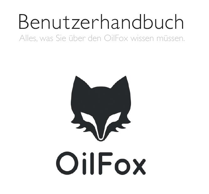 Benutzerhandbuch OilFox 2